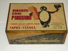 Biscotti coni Pinguino Roma