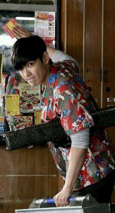 "TOP (Choi Seung Hyun) ♕ #BIGBANG // ""Tazza 2: Hand of God"""