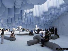 Drift' pavilion @ Design Miami, Snarkitecture