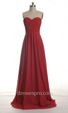 Sweetheart Neck Full Length Prom Gown DPPD1624 [DPPD1624] - £86.00 : 2012 - 2013 UK Cheap Prom Dresses, Formal Gowns, Evening Dresses At Dressespro