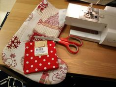 Christmas stocking almost done! #julegave #håndarbeide #christmas #jul #christmaspresent #advent #julestrømpe