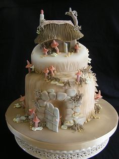 Cake Artist Sarah Jones : Cake (Cottages) Examples on Pinterest Cottages, Cakes ...