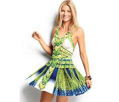 Just Cavalli dress on the April issue of #SelfMagazine