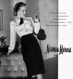1940s fashion: For Harriet at end of play