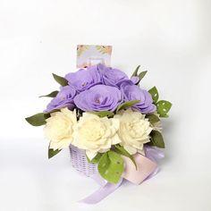 Flower pop in purple  #fleurifyflowerpop . . #flower #wedding #bouquet #florist #feltflower #feltflorist #feltbouquet #feltsunflower #bungaflanel #bungaflaneljogja #bungawisuda #bungawisudajogja #bungajogja #bouquetbunga #bouquetjogja #bungakertas #paperflower #buketbunga #makersgonnamake