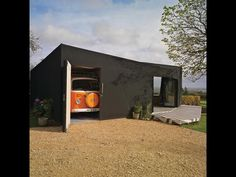 Chatley Lodge, Somerset by AOC Architecture