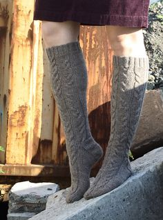 Ravelry: Lettikvartetti - Braid Quartet Socks pattern by Outi Nousiainen- free knitting pattern
