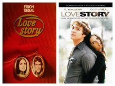 Erich Segal - Love Story (Book vs Film)