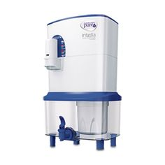 Features of Pureit Intella Water Purifier: Non-Electrical Water Purifier, Purification Technology : Gravity Filter, 12 L Tank Capacity, Mounting : Wall Mount, Indicators : Yes Best Water Filter, Business Networking, How To Stay Healthy, Home Appliances, India, Pure Products, Stuff To Buy, Wall Mount, Portal