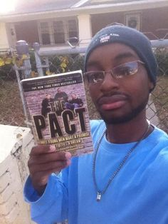 The Pact (2003) ---------------------Written by Drs. Sampson Davis, Rameck Hunt, & George Jenkins ---Terrell KT Brown