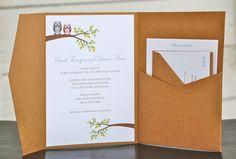 Wedding Invitations / Wedding Invites / Invitations Wedding - Owl Love Will Last