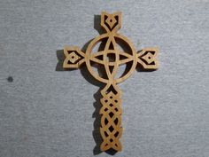 Celtic Cross by dreamwvr81 on Etsy, $12.50