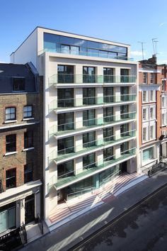 West End Offices Reconversion to Apartments,© Alan Williams