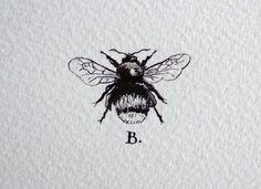 bee/tattoo/designs - Google Search