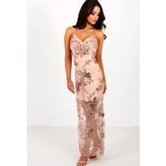 ab3facee881 Keep It Classy Nude And Rose Gold Sequin Maxi Dress Keep It Classy
