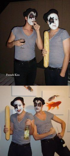 I love clever costumes like this.
