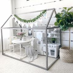 """533 Likes, 13 Comments - Bello Lane Home Decor (@home.decor.bello.lane) on Instagram: """"Where was this precious playroom setting when we were kids? @mytexashouse knows how to inspire a…"""""""