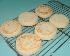Crumpets Recipe - Low-cholesterol.Food.com