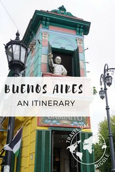 There is so much to do in Buenos Aires.  When I first arrive somewhere I'm always a bit overwhelmed by everything and unsure how I'm going to fit it all in.  That's why I highly recommend doing a bike tour of the city to get your bearings and a little taster of the city so you can then decide where you want to return to and spend some time exploring.