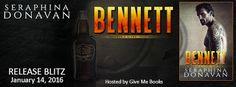 Release Blitz for Bennett by Seraphina Donavan