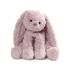 Gund Cozys Bunny Plush Toy Pink - Have your little one embark on endless huggable adventures with the GUND Cozys Bunny Plush Toy. This adorable floppy eared bunny features ultra soft fur that makes it the best companion for any snuggle session. Rabbit Toys, Bunny Toys, Bunny Plush, Wolf Plush, Pijama Plush, Alpaca Peluche, Totoro, Baby Stuffed Animals, Pink Rabbit