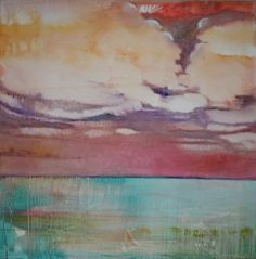 Alex Steele-Mortimer, Turquoise Sea, 2014 on Paddle8