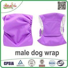 Ohbabyka new designs washable dog diaper pet diaper Dog Wrap, Dog Diapers, Gym Shorts Womens, Pets, Swimwear, Design, Fashion, Bathing Suits, Moda
