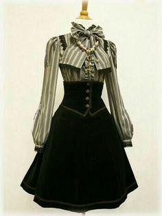 Japanese classic lolita