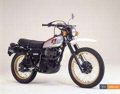 1981 Yamaha XT 500