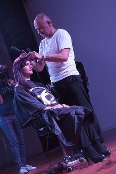 Gastone Landi ha recibido formación en los mejores centros de #peluquería de Italia. #SalermCosmetics