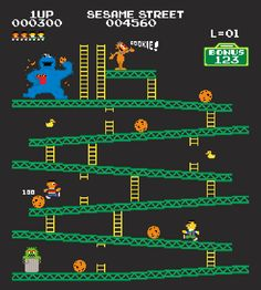 Donkey Kong Re-imagined With Famous Characters - Design - ShortList Magazine