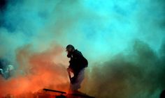 Fenerbahce SK supporters riots.