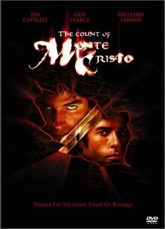 """THE COUNT OF MONTE CRISTO (2002): A young man, falsely imprisoned by his jealous """"friend,"""" escapes and uses a hidden treasure to exact his revenge."""