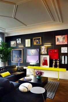 Carol Cahill Amsterdam Mansion Livingroom