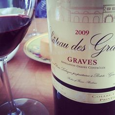 #Merlot #bordeaux rive gauche #graves 2009 #vin rouge #degustation #sommelier @lasaq avec des amis #tchin