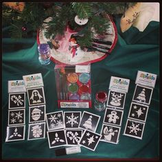 Christmas Party Kit. Available for purchase at www.sparkletattoo.ca Party Kit, Holiday, Christmas, Tattoos, Instagram Posts, Xmas, Vacations, Tatuajes, Holidays