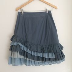 Anthroplogie Brand new, Anthropologie 100% cotton, Odille size 4, only worn for the demo. Anthropologie Dresses