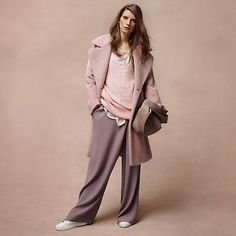 Buy Modern Rarity Ebony Leather Shoulder Bag, Taupe Online at johnlewis.com