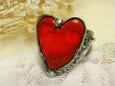 FRU ---->❤ IT'S A HEART ATTACK #5 by Paula O'Meara on Etsy
