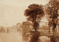 landscape drawings by the masters - Google Search