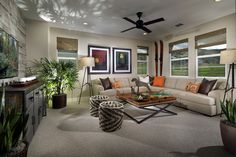 Superior Loft At Arista Plan 2 | New Homes In Santa Clarita In The Exclusive Aliento  Gated
