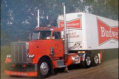 Peterbilt 359 Budweiser | Flickr - Photo Sharing!