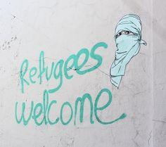 Graffiti in Spain, taken from tumblr.