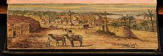 40-fresques-incroyables-cachees-sur-le-bord-des-pages-de-livres-anciens-20 Oberon, 1798 par William Sotheby http://dailygeekshow.com/2013/09/19/39-fresques-mysterieuses-cachees-sur-la-tranche-des-pages-de-livres-anciens/