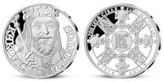 eváhajte a objednajte si prvú medailu z originálnej kolekcie Život Karola IV.! Výnimočnú zbierku predstavujúcu najdôležitejšie míľniky a činy velikána Karola IV., zahajuje detailne spracovaná medaila 700. výročie narodenia Karola IV. v rýdzom striebre. Ale, Personalized Items, Ale Beer, Ales, Beer