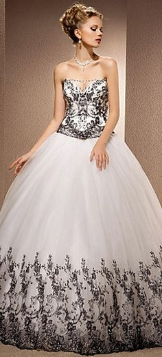 Lace Wedding Dress but with RED!!