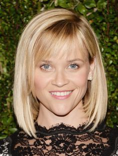 Exclusive! Reese Witherspoon's Hairstylist Shares The Secret to Getting Her Polished Bob #InStyle