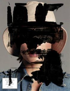 M/M Paris poster series by Mathias Augustyniak and Michael Amzalag