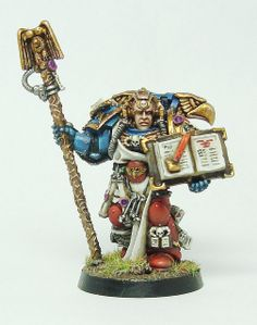 Librarian FINISHED by msgshiver, via Flickr