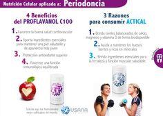 Recuerden que los productos USANA buscan lo mejor para ti, por eso contamos con Nutrición celular aplicada a periodoncia. Pide informes al numero 17 35 23 07 o en  nuestra pagina web: http://www.saludintegralcmof.com